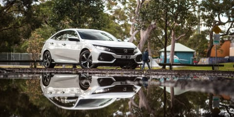 2017 Honda Civic RS hatch long-term review, report one: introduction