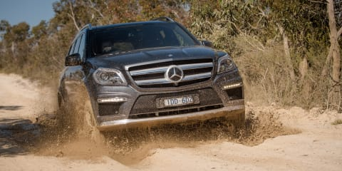 2015 Mercedes-Benz GL350 Review : Long-term report three