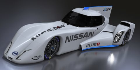 Nissan ZEOD RC: 300km/h electric racer unveiled in final form