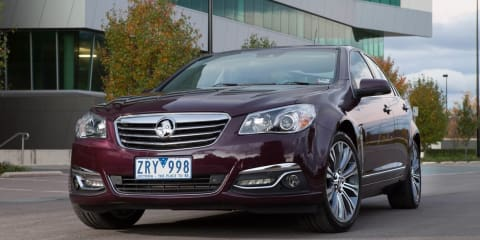 Large car sales 2013: Holden Commodore, Ford Falcon fall to record lows