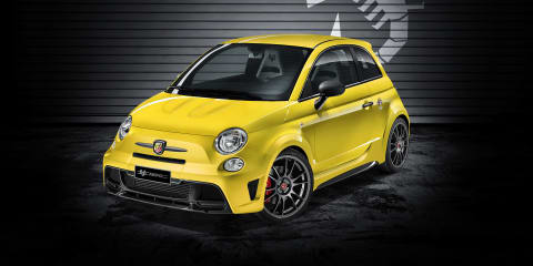 Abarth 695 Biposto Record unveiled