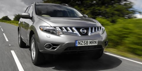 2010 Nissan Murano Updated