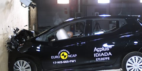 Nissan Micra gets five-star ANCAP score, Australian launch on radar