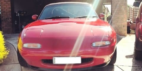 1991 Mazda MX-5 Review