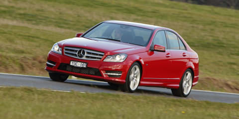 Video: 2011 Mercedes-Benz C-Class 60-second spin