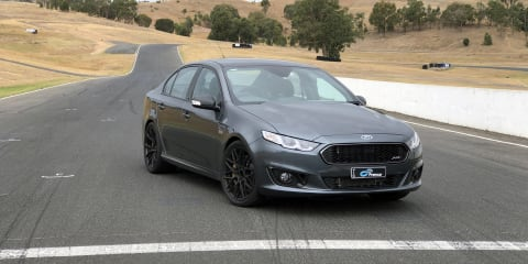 CarAdvice podcast 141: We drive the Ford Falcon Holy Grail!