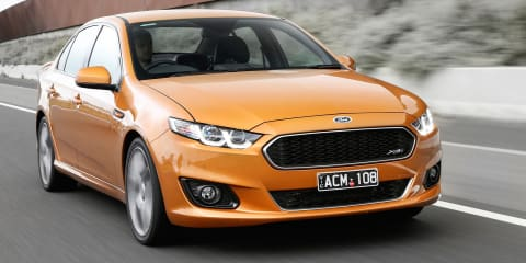 Ford Australia posts $190.7 million loss in 2014