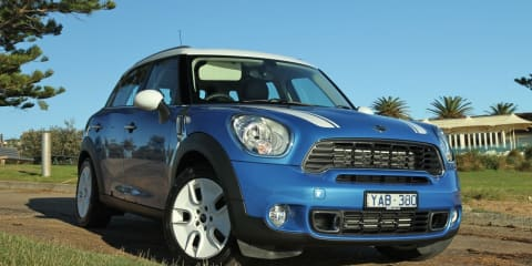 MINI Cooper S Countryman Review