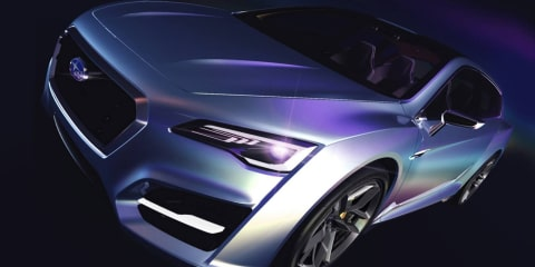 Subaru Advanced Tourer Concept coming to Tokyo Motor Show