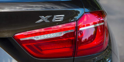 2015 BMW X6 pricing and specifications