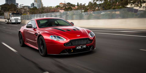 2015 Aston Martin V12 Vantage S Review