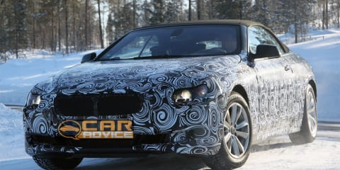 2011 BMW 6 Series spy photos