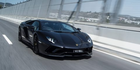 2018 Lamborghini Aventador S review