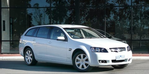 2010 Holden Sportwagon Review