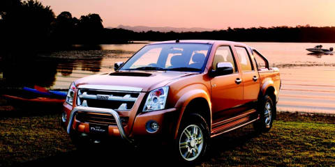 Isuzu D-MAX Limited Edition II