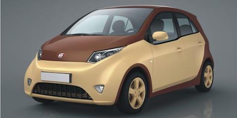 Russian billionaire unveils three ë-Auto hybrid prototypes