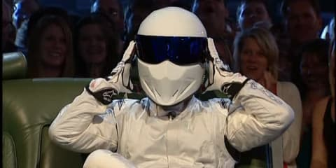 Top Gear's Stig revealed!