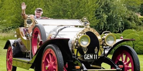 Chitty Chitty Bang Bang leads movie star car auctions