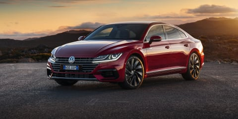 2018 Volkswagen Arteon pricing and specs