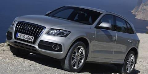 2009 Audi Q5 pricing