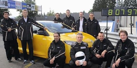 Renault Megane Renaultsport 265 Trophy smashes Nurburgring record
