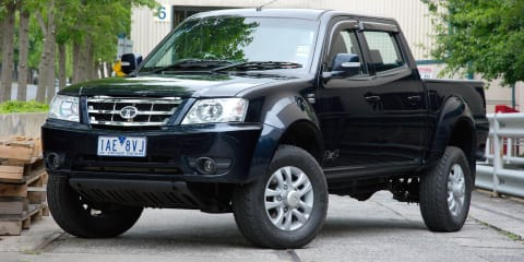 2015 Tata Xenon gains ESC; dual-cab now scores four ANCAP safety stars