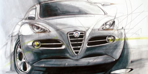 Fiat Chrysler trademarks Kamal name, hints at second Alfa crossover