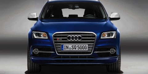 Audi SQ5 TDI: new performance SUV revealed