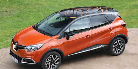 Renault Captur: three trim levels but no diesel and long wait for Oz
