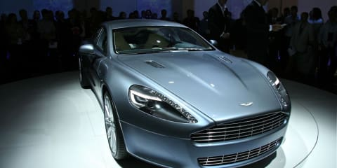 Aston Martin Rapide – World's Most Beautiful Four-Door Sports Car