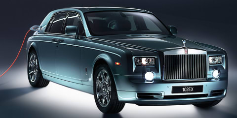 Rolls-Royce 102EX details released