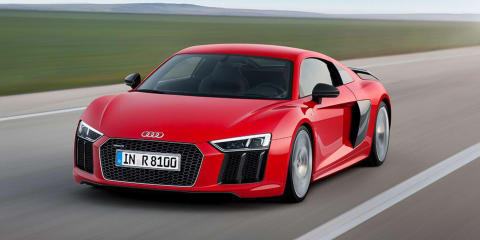 2015 Audi R8 leaked online ahead of Geneva debut