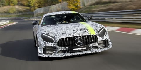 2019 Mercedes-AMG GT R Pro confirmed for LA debut