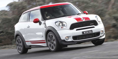 Mini JCW Paceman Review