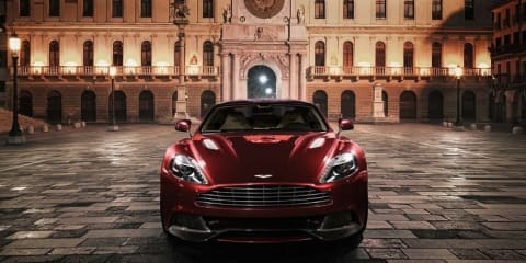 Aston Martin controlling shareholder looking to sell: report