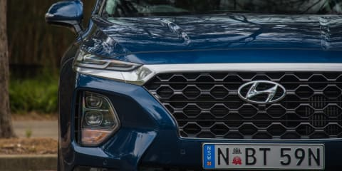 Hyundai Santa Fe: V6 petrol coming late in 2019