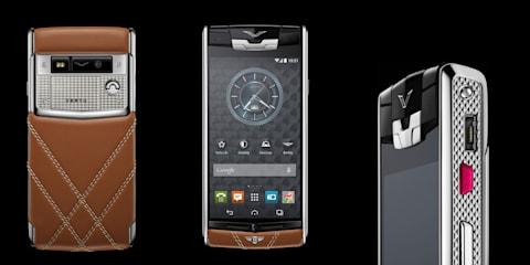 Vertu for Bentley smartphone priced from $18K