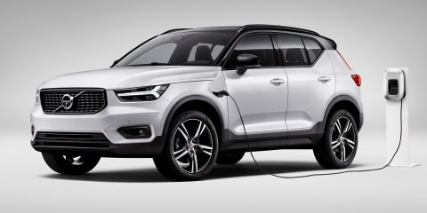 Volvo XC40 to get brand-first EV option - report