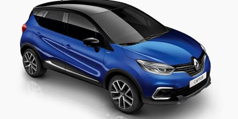 Renault Captur S-Edition announced