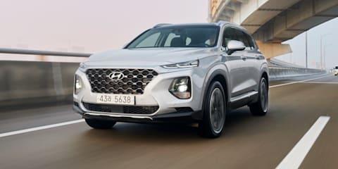 Hyundai Santa Fe: Eight per cent market share the goal