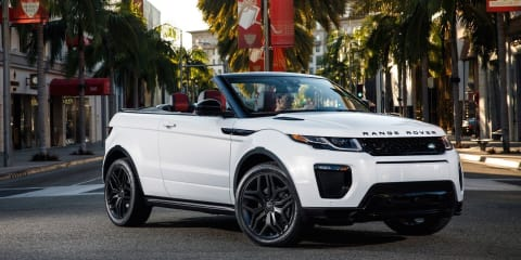 2016 Land Rover and Range Rover New Cars
