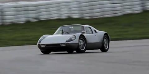 Video: Porsche 904 GTS driven by Walter Rohrl