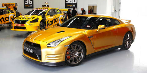 Nissan GT-R: Victorian takes delivery of Usain Bolt special edition replica