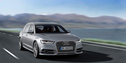 Audi Australia drops A6 Avant