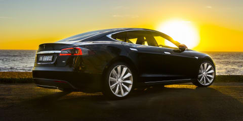 Tesla Model S gains '20 engineering changes' per week
