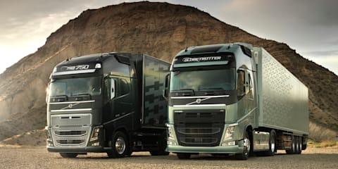 Volvo adds emergency braking technology to trucks