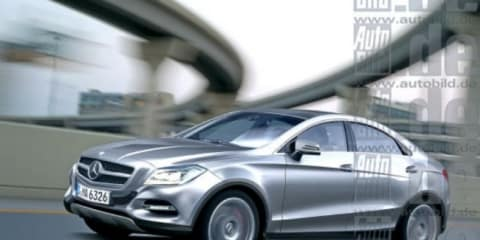 Mercedes-Benz MLC-Class to rival BMW X6: report
