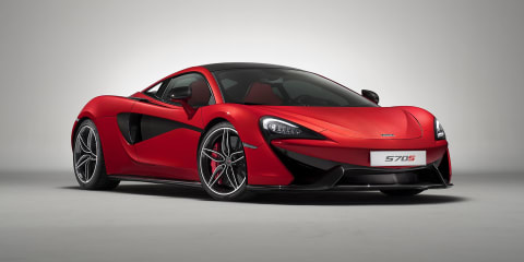 McLaren 570S Design Edition models revealed