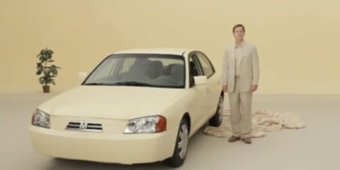 Subaru 2011 Mediocrity Advertising Campaign