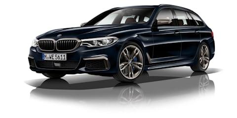 2018 BMW M550d packs four turbos under its bonnet